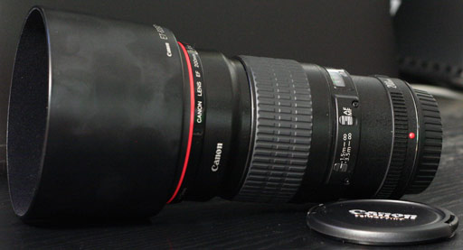 200mm Lens Astrophotography  Canon 200mm f2 8 L USM II