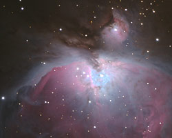 M42 The Great Nebula in Orion